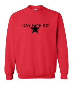 red day famous sweatshirt