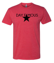 Load image into Gallery viewer, red day famous crewneck t shirt
