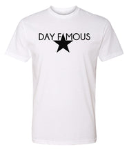 Load image into Gallery viewer, white day famous crewneck t shirt