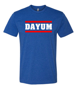 royal dayum crewneck t shirt