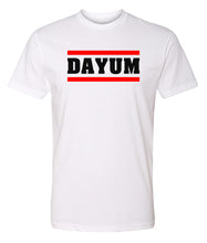 Load image into Gallery viewer, white dayum crewneck t shirt