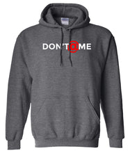 Load image into Gallery viewer, charcoal don't at me pullover hoodie