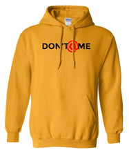Load image into Gallery viewer, yellow don't at me pullover hoodie