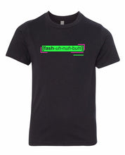 Load image into Gallery viewer, florescent green fashionable neon streetwear t shirt for kids