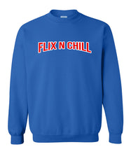 Load image into Gallery viewer, netflix and chill sweatshirt