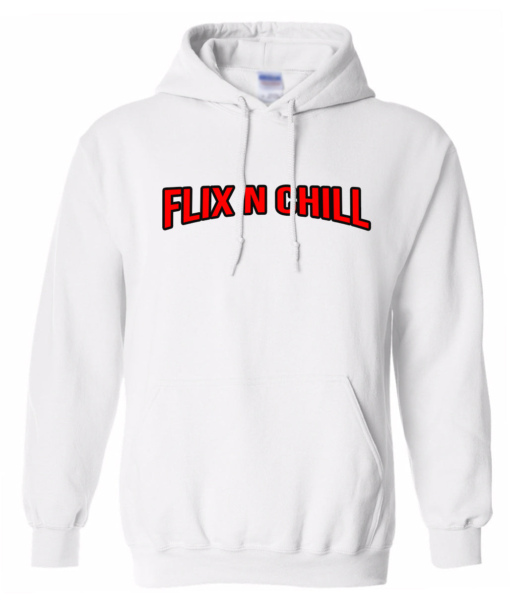 netflix and chill sweatshirt