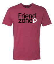 Load image into Gallery viewer, cardinal friend zone crewneck t shirt
