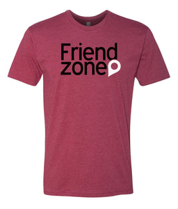 cardinal friend zone crewneck t shirt