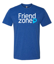 Load image into Gallery viewer, royal friend zone crewneck t shirt
