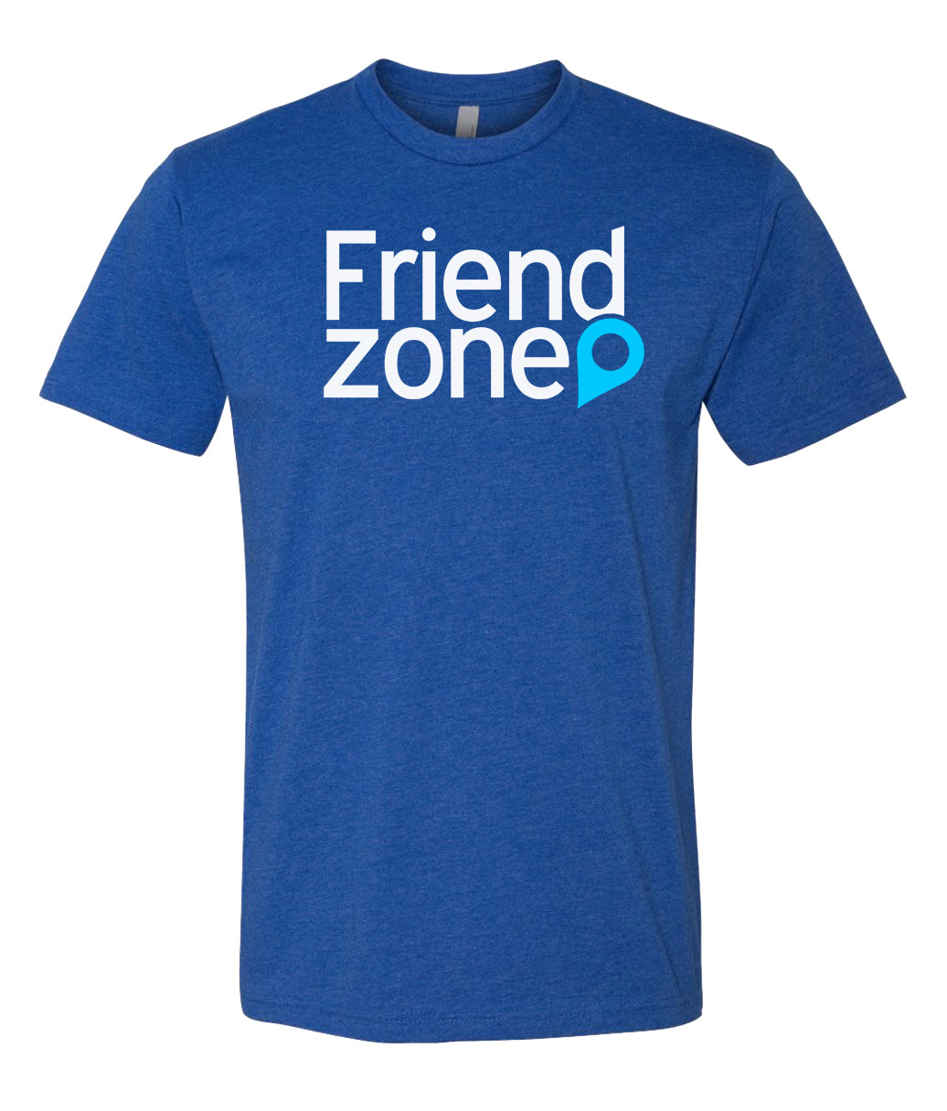 royal friend zone crewneck t shirt