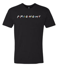 Load image into Gallery viewer, black frenemy crewneck t shirt