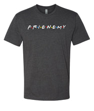Load image into Gallery viewer, charcoal frenemy crewneck t shirt