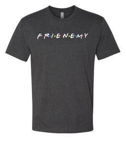 charcoal frenemy crewneck t shirt
