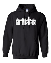 Load image into Gallery viewer, black San Fransisco Frisco hoodie