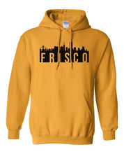 Load image into Gallery viewer, gold San Fransisco Frisco hoodie