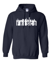 Load image into Gallery viewer, navy San Fransisco Frisco hoodie