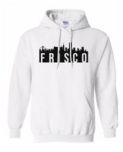 Load image into Gallery viewer, white San Fransisco Frisco hoodie