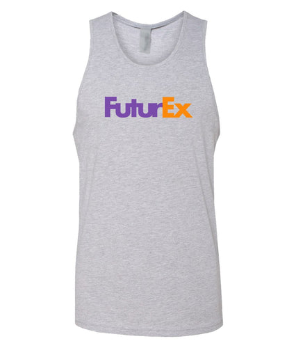 grey future ex tank top