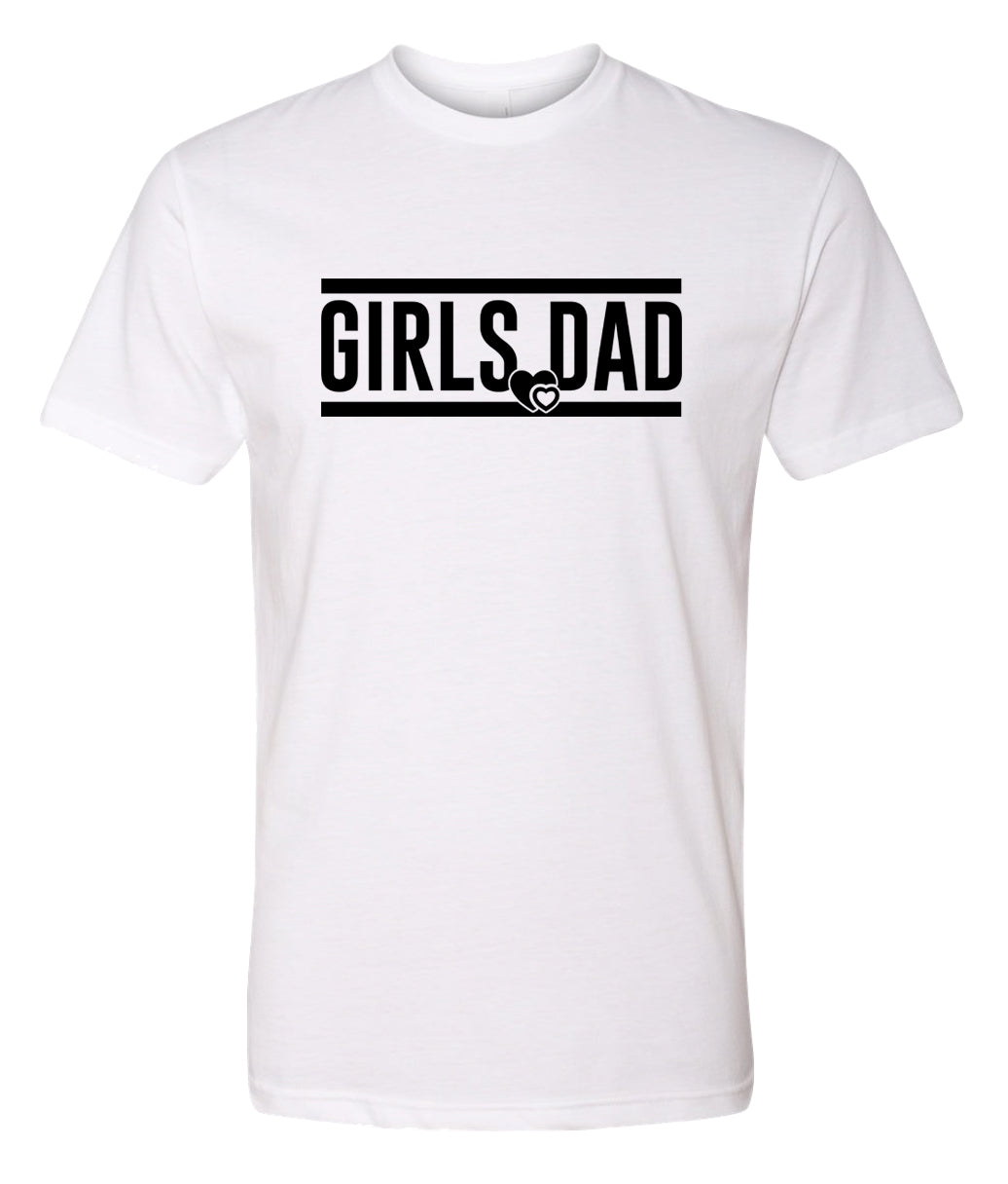 girls dad t-shirt