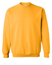 Load image into Gallery viewer, gold crewneck sweatshirt