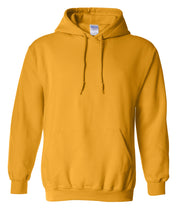 Load image into Gallery viewer, gold pullover hoodie