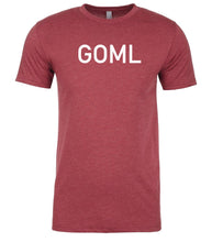 Load image into Gallery viewer, cardinal goml mens crewneck t shirt