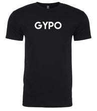 Load image into Gallery viewer, black gypo mens crewneck t shirt