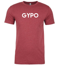 Load image into Gallery viewer, cardinal gypo mens crewneck t shirt