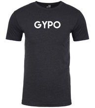 Load image into Gallery viewer, charcoal gypo mens crewneck t shirt