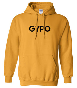 yellow gypo mens pullover hoodie