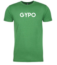 Load image into Gallery viewer, green gypo mens crewneck t shirt