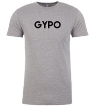 Load image into Gallery viewer, grey gypo mens crewneck t shirt