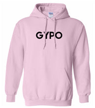 Load image into Gallery viewer, pink GYPO hooded sweatshirt for women