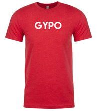 Load image into Gallery viewer, red gypo mens crewneck t shirt
