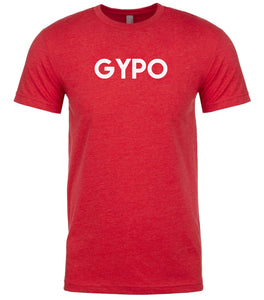 red gypo mens crewneck t shirt