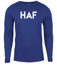 Load image into Gallery viewer, blue haf mens long sleeve shirt
