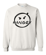 Load image into Gallery viewer, white hangry sweatshirt