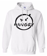 Load image into Gallery viewer, white hangry pullover hoodie