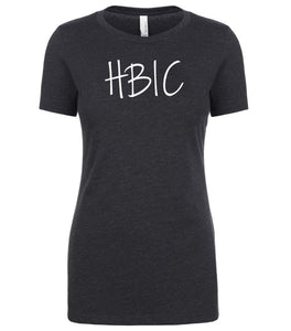 charcoal hbic womens crewneck t shirt