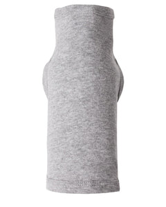 grey doggie skins dog tank top