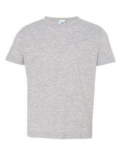 grey crewneck t shirt for toddlers