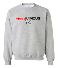 Load image into Gallery viewer, grey hood famous sweatshirt