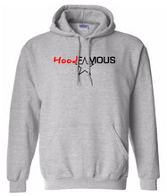 Load image into Gallery viewer, Grey hood famous hoodie