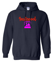 Load image into Gallery viewer, Navy Instacool pullover hoodie