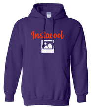 Load image into Gallery viewer, purple instacool hoodie