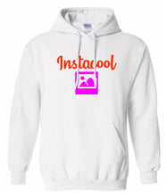 Load image into Gallery viewer, white instacool hoodie