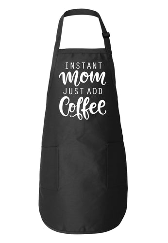 instant mom mothers day apron