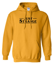 Load image into Gallery viewer, yellow just strange pullover hoodie