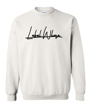 Load image into Gallery viewer, white label whore sweatshirt