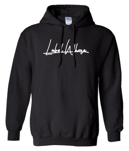 black label whore hoodie